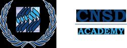 CNSD Academy – Formazione a Distanza Professionale Logo